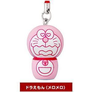 I'm Doraemon こけし根付 [5.ドラえもん(メロメロ)]【ネコポス配送対応】|toysanta