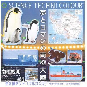 【全部揃ってます!!】サイエンステクニカラー 南極観測わくわくアソート [全8種セット(フルコンプ)]【ネコポス配送対応】|toysanta