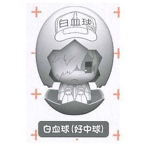 ぴよくる はたらく細胞01 [1.白血球(好中球)]【 ネコポス不可 】|toysanta