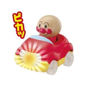 てころがし わくわくカー!アンパンマン [1.アンパンマン(光る!)]【 ネコポス不可 】|toysanta