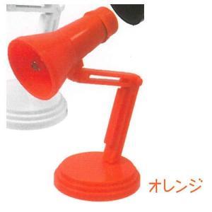 クリップ付きLEDデスクライト [5.オレンジ]【ネコポス配送対応】|toysanta