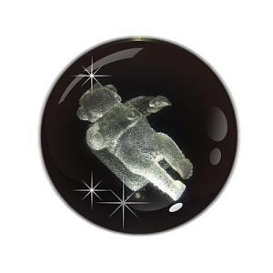 クリスタルライトボール 宇宙 [4.宇宙飛行士]【 ネコポス不可 】|toysanta