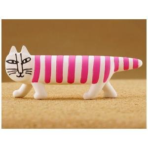 カプセルQミュージアム リサ・ラーソン マイキー Mikey Lots of cats Collection [1.ピンク(Pink cat)]【ネコポス配送対応】|toysanta