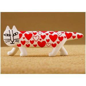 カプセルQミュージアム リサ・ラーソン マイキー Mikey Lots of cats Collection [4.ラブ(Love cat)]【ネコポス配送対応】|toysanta