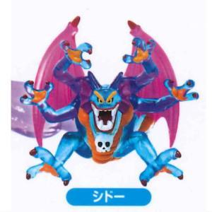 ドラゴンクエスト クリスタルモンスターズ カプセルバージョン 伝説の魔王とスライムたち編(再販) [5.シドー]【 ネコポス不可 】|toysanta