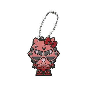 GUNDAM × HELLO KITTY カプセルラバーマスコット [9.シャア専用ズゴック]【ネコ...