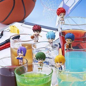 お茶友シリーズ 黒子のバスケ キセキのブレイクタイム 8個入1BOX|toyshopside3