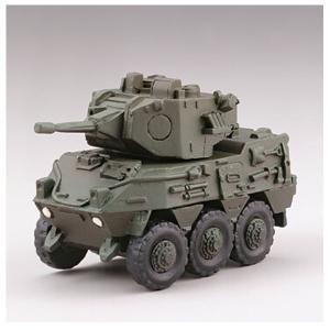 カプセルQ ワールドタンクデフォルメ3 陸上自衛隊編 87式偵察警戒車 単色|toyshopside3