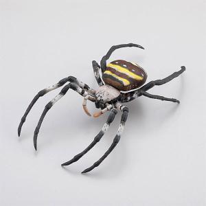 カプセルQ ミュージアム 日本の蜘蛛ストラップコレクション クモコレ! コガネグモ|toyshopside3