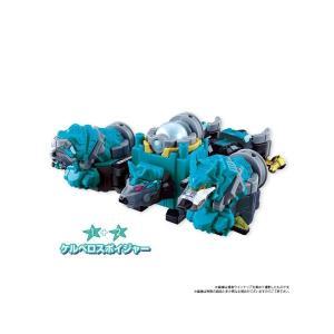宇宙戦隊キュウレンジャー ミニプラ キュータマ合体シリーズ05 ケルベロスボイジャー 1&2 2種セット|toyshopside3