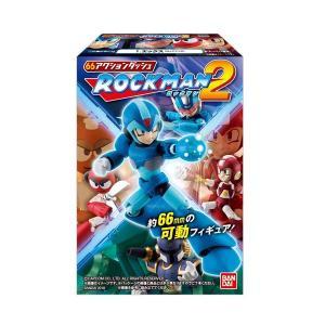66アクションダッシュ ロックマン2 全5種セット|toyshopside3
