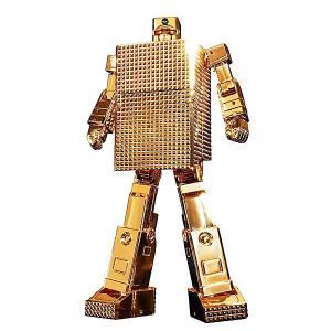 超合金魂 黄金戦士ゴールドライタン GX-32R ゴールドライタン 24金メッキ仕上げ *代引不可