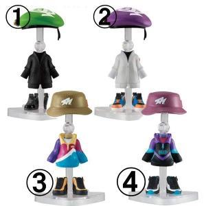 スプラトゥーン2 きせかえギアコレクション3 単品販売(ギア4種)*レターパックプラス対応|toyshopside3