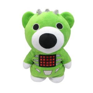 hide サイコベア 2in1 プラッシュ GREEN ver. toyshopside3