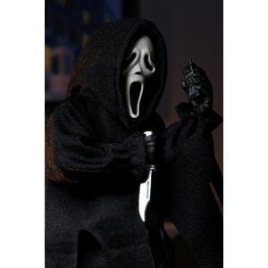 SCREAM スクリーム ゴーストフェイス 8インチ アクションドール ver.2 2020年7月発売予定|toyshopside3|08