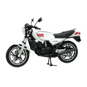 1/24スケールモデル ヴィンテージ バイクキット Vol.5 YAMAHA RZ250/350 1980年RZ250 ニューパールホワイト *レターパックプラス対応可 toyshopside3