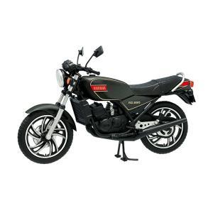 1/24スケールモデル ヴィンテージ バイクキット Vol.5 YAMAHA RZ250/350 1980年RZ250 ニューヤマハブラック *レターパックプラス対応可 toyshopside3
