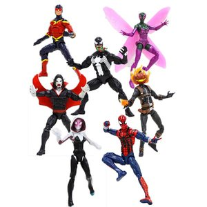 マーベル レジェンド スパイダーマン シリーズ 3.0 全7種セット|toyshopside3