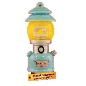 コールマン ランタンミュージアム シーズンズコレクション Vol.2 Model Season's Lantern(2015)|toyshopside3