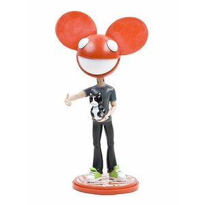 DEADMAU5 デッドマウス ボブルヘッド フィギュア toyshopside3