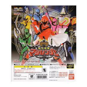 バンダイ フルカラーヒーロー 魔法戦隊マジレンジャー / 全6種セット|toyshopside3