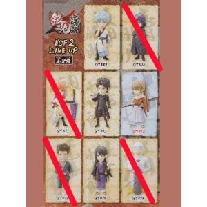 銀魂 ワールドコレクタブルフィギュア Vol.2〜劇場版 4種セット|toyshopside3