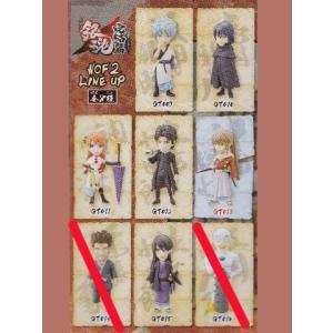 銀魂 ワールドコレクタブルフィギュア Vol.2〜劇場版 6種セット|toyshopside3