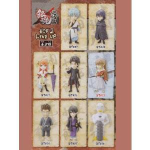 銀魂 ワールドコレクタブルフィギュア Vol.2〜劇場版 全8種セット|toyshopside3