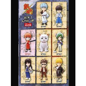 銀魂 ワールドコレクタブルフィギュア Vol.1 全8種セット|toyshopside3