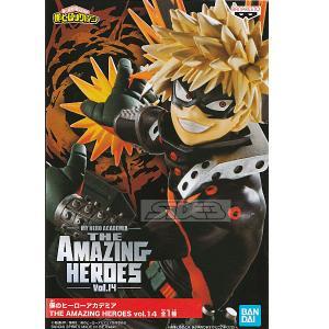 僕のヒーローアカデミア THE AMAZING HEROES vol.14 爆豪勝己(新衣装)・2021年7月発売仮予約 toyshopside3