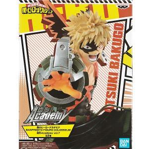 僕のヒーローアカデミア BANPRESTO FIGURE COLOSSEUM 造形Academy vol.7 爆豪勝己 フルカラーver.|toyshopside3