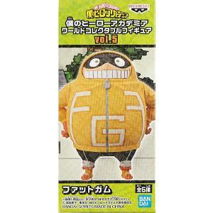僕のヒーローアカデミア ワールドコレクタブルフィギュア vol.5 MHA-29 ファットガム|toyshopside3