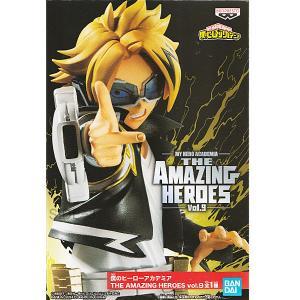 僕のヒーローアカデミア THE AMAZING HEROES vol.9 上鳴電気 toyshopside3