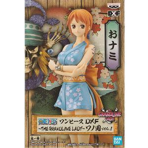ワンピース DXF THE GRANDLINE LADY ワノ国 Vol.1 ナミ 2020年4月仮予約|toyshopside3