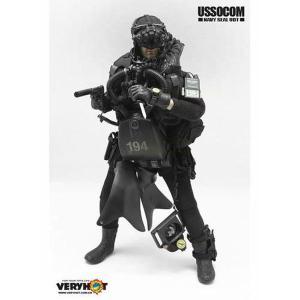 【送料無料】1/6 USSOCOM NAVY SEAL UDT コスチューム& アクセサリーセット (VH-1036)|toyshopside3