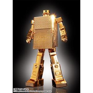 超合金魂 GX-32G24 ゴールドライタン 24金メッキ仕上げ [バンダイ]
