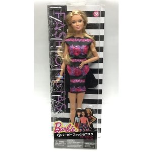 f7f0811432f5c Barbie バービー ファッショニスタ フローラルドレス(トール) (DMF30)  マテル | ...