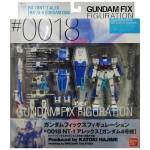 バンダイ GUNDAM FIX FIGURATION #0018 RX-78NT-1 アレックス(ガンダム4号機)