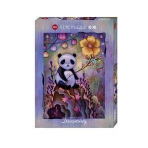 HEYE PUZZLE  29803 1000ピース Jeremiah Ketner : Panda Naps [ヘイパズル]|toyskameta