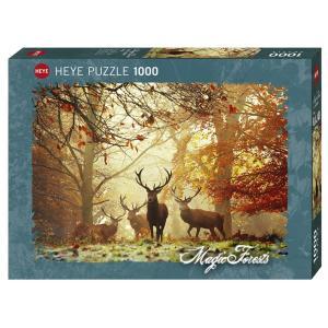 HEYE PUZZLE  29805 1000ピース Alex Aberi : Stags [ヘイパズル]|toyskameta