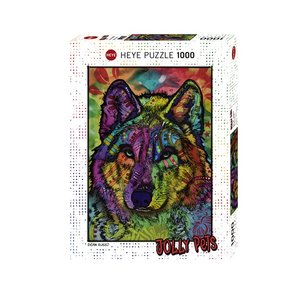 HEYE PUZZLE  29809 1000ピース Dean Russo : Wolf's Soul [ヘイパズル]|toyskameta