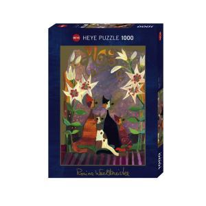 HEYE PUZZLE  29819 1000ピース Rosina Wachtmeister : Lilies [ヘイパズル]|toyskameta