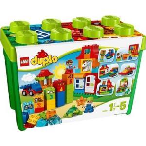 LEGO(レゴ)デュプロ みどりのコンテナスーパーデラックス...