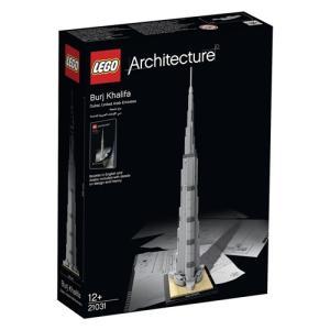 LEGO(レゴ) アーキテクチャー ブルジュ・ハリファ(21...