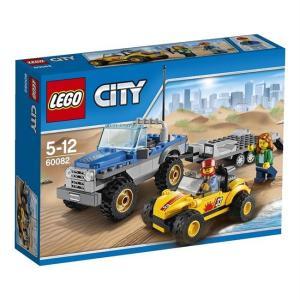 LEGO(レゴ) シティ  デューンバギートレーラー (60...