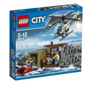 LEGO(レゴ) シティ ドロボウの島(60131)...