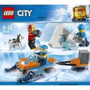 LEGO(レゴ) シティ 北極探検隊(60191)...