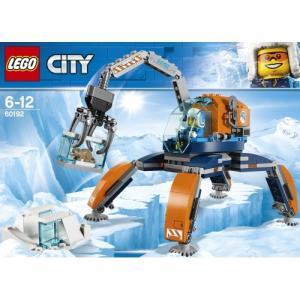 LEGO(レゴ) シティ 北極探査ロボット(60192)...