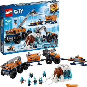 LEGO(レゴ) シティ 北極探検基地(60195)...
