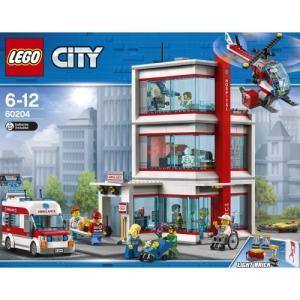 LEGO(レゴ) シティ レゴ シティ病院(60204)...